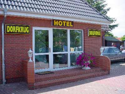 B sum in der nordsee region hotel dorfkrug for Gunstige hotels nordsee