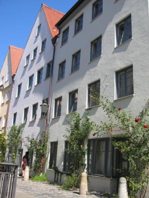 augsburg altstadtambiente wohnen auf zeit ferienwohnungen. Black Bedroom Furniture Sets. Home Design Ideas