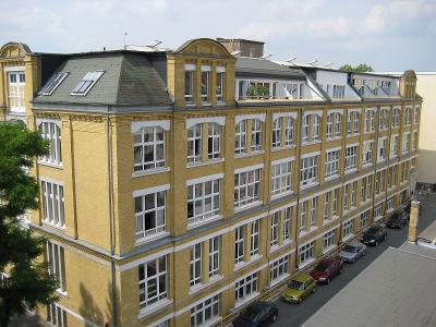 Leipzig apartment zentrum s d for Pension leipzig zentrum