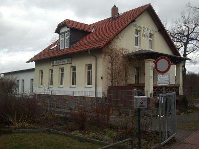 Leipzig gastst tte und pension goldene h he for Pension leipzig zentrum