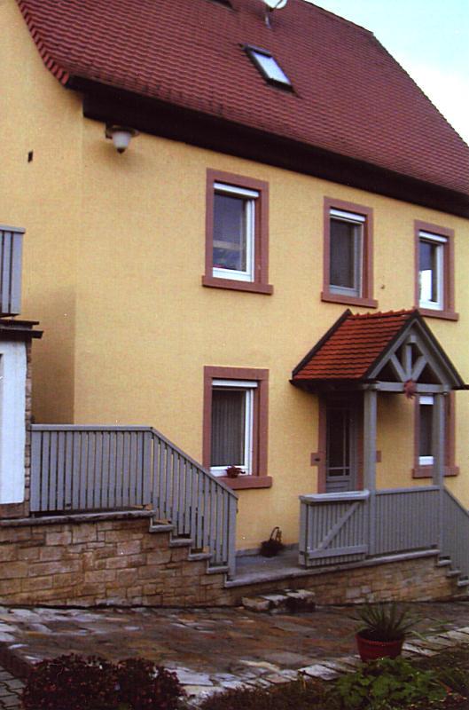 Margetsh chheim bei w rzburg ferienwohnung gries for Pension wurzburg innenstadt