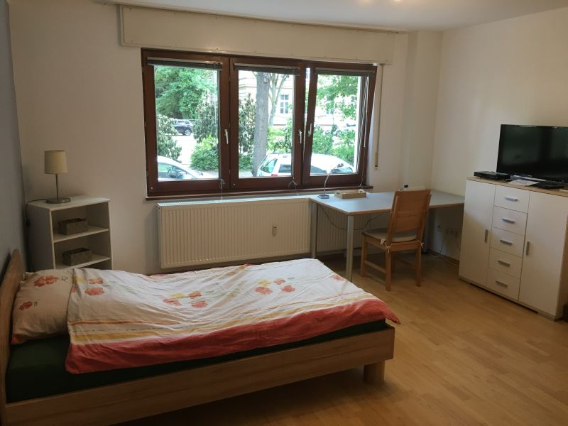 karlsruhe 1 zimmer wohnung appartment kaiserallee. Black Bedroom Furniture Sets. Home Design Ideas