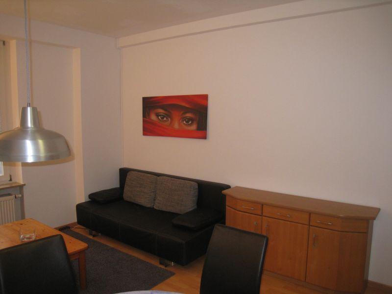 Würzburg Ferienwohnung Haus Am Stein: Wohnzimmer